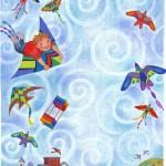 Kite Riding