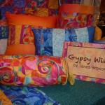 Gypsy Wind pillows