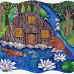 """Beaver House for """"BBL"""""""