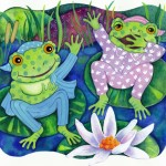 "Frogs for ""BBL"""
