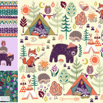 camping animals72 copy
